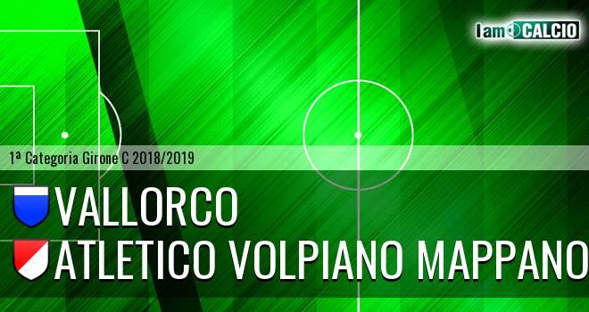 Vallorco - Atletico Volpiano Mappano
