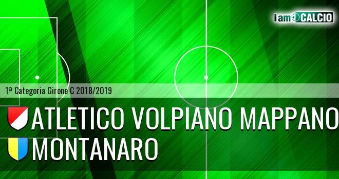 Atletico Volpiano Mappano - Montanaro