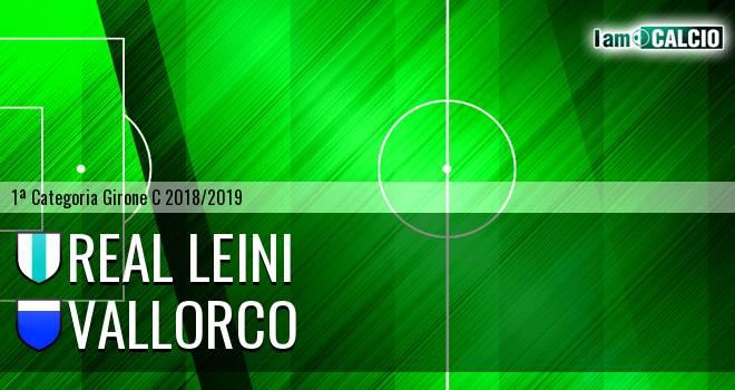 Real Leini - Vallorco