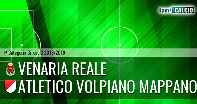 Venaria Reale - Atletico Volpiano Mappano