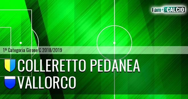 Colleretto Pedanea - Vallorco