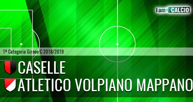 Caselle - Atletico Volpiano Mappano