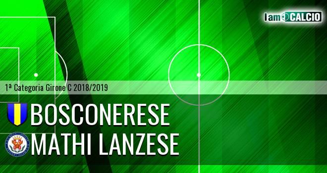 Bosconerese - Mathi Lanzese
