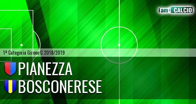 Pianezza - Bosconerese