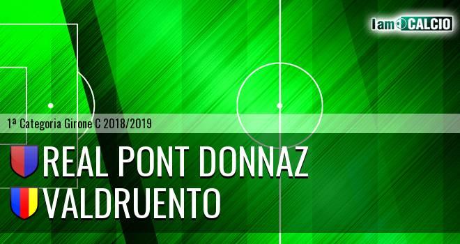 Real Pont Donnaz - Valdruento
