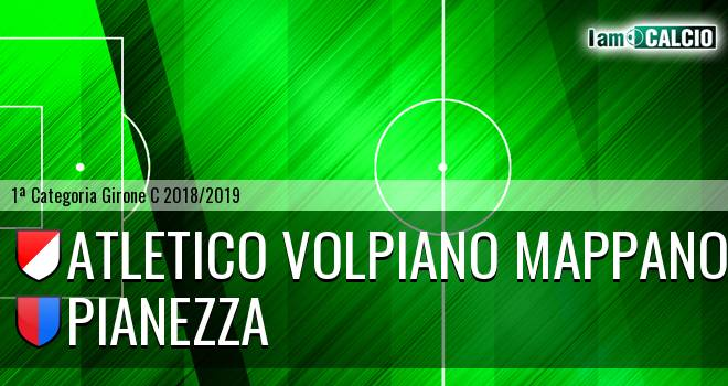 Atletico Volpiano Mappano - Pianezza