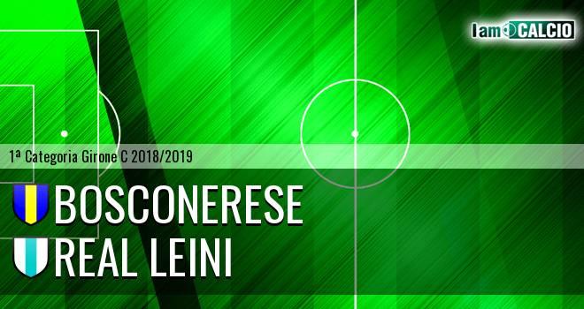 Bosconerese - Real Leini