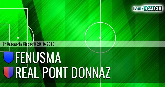 Fenusma - Real Pont Donnaz
