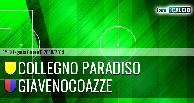 Collegno Paradiso - GiavenoCoazze