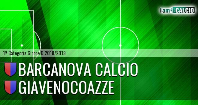 Barcanova Calcio - GiavenoCoazze