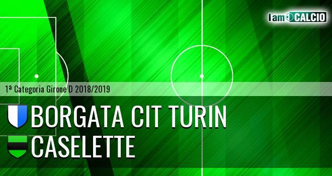 Borgata Cit Turin - Caselette
