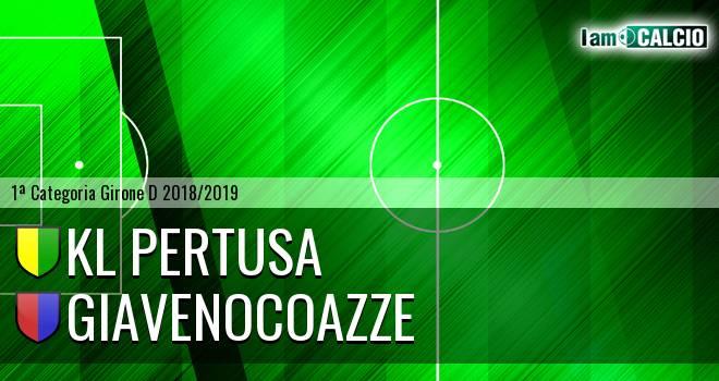 KL Pertusa - GiavenoCoazze