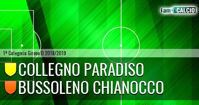 Collegno Paradiso - Bussoleno Chianocco