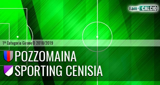 Pozzomaina - Sporting Cenisia