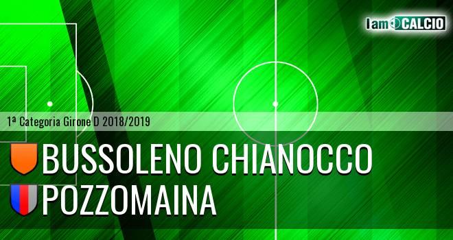 Bussoleno Chianocco - Pozzomaina