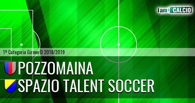 Pozzomaina - Spazio Talent Soccer