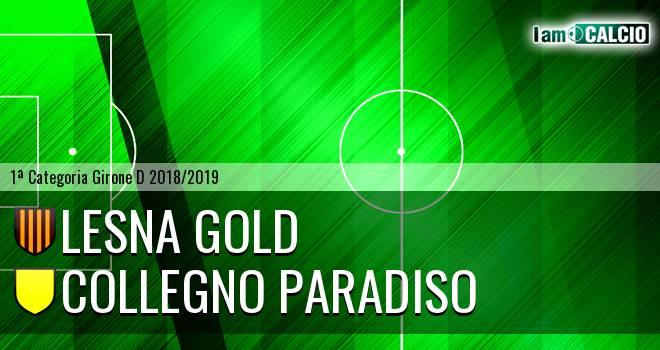Lesna Gold - Collegno Paradiso