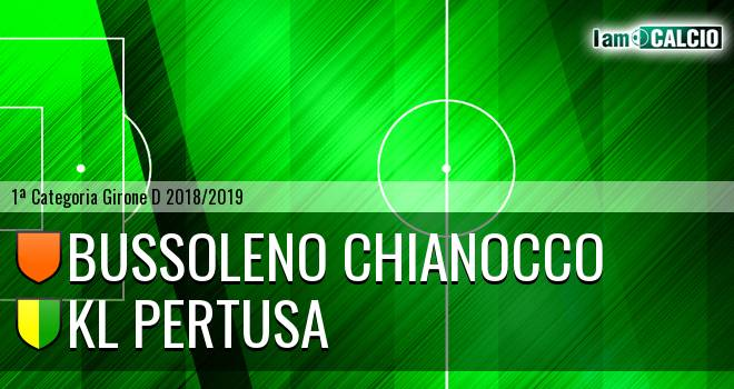 Bussoleno Chianocco - KL Pertusa