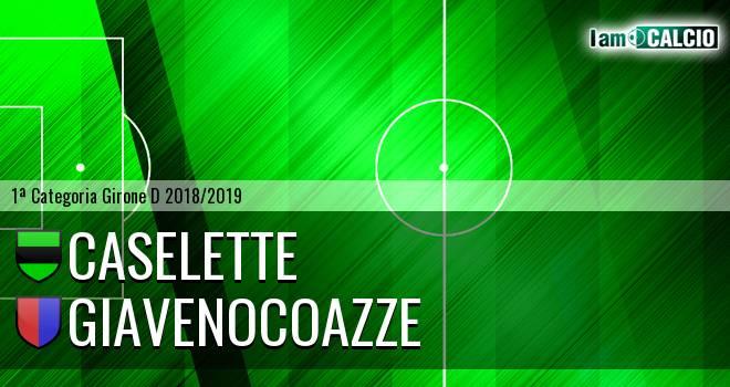 Caselette - GiavenoCoazze