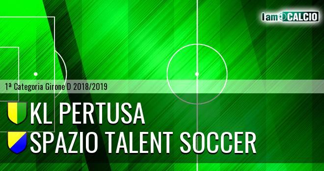 KL Pertusa - Spazio Talent Soccer