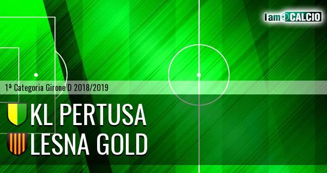 KL Pertusa - Lesna Gold