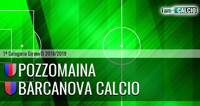 Pozzomaina - Barcanova Calcio