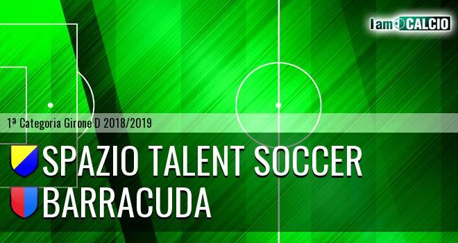 Spazio Talent Soccer - Barracuda