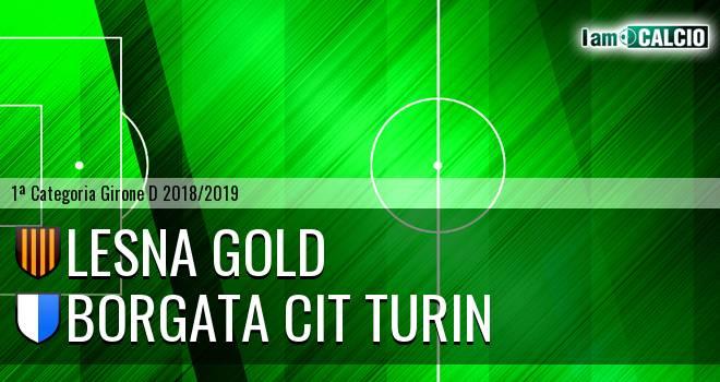 Lesna Gold - Borgata Cit Turin