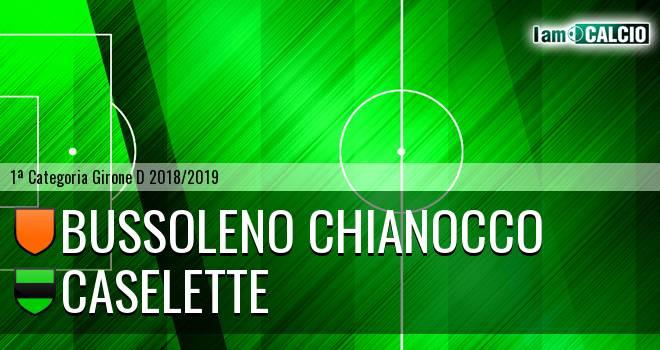 Bussoleno Chianocco - Caselette