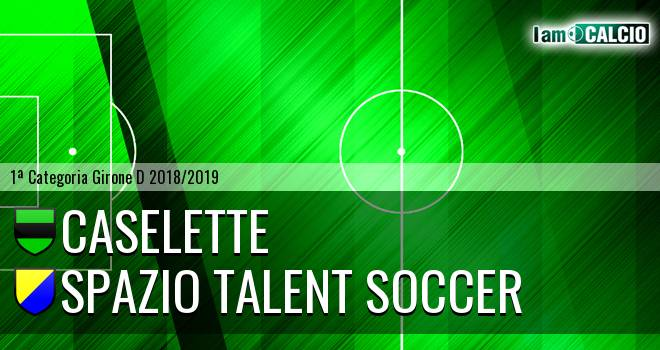 Caselette - Spazio Talent Soccer
