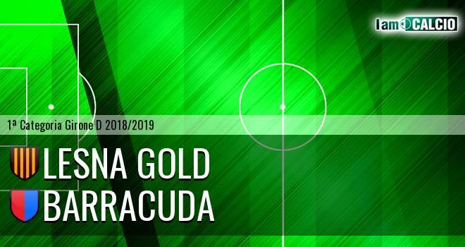 Lesna Gold - Barracuda