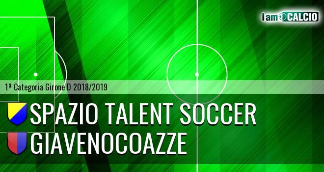 Spazio Talent Soccer - GiavenoCoazze
