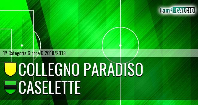Collegno Paradiso - Caselette