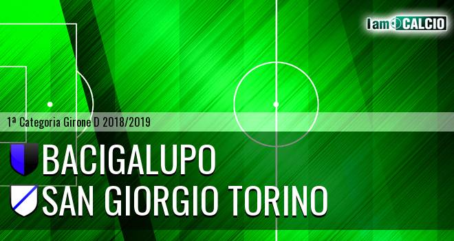 Bacigalupo - San Giorgio Torino