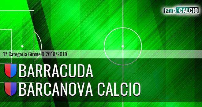Barracuda - Barcanova Calcio