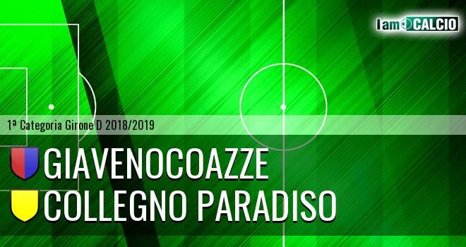 GiavenoCoazze - Collegno Paradiso