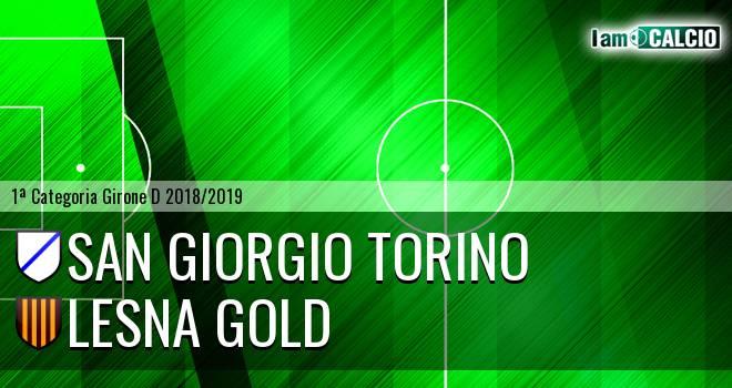 San Giorgio Torino - Lesna Gold