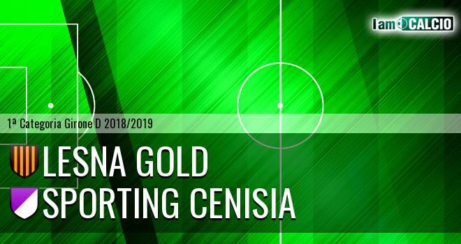 Lesna Gold - Sporting Cenisia