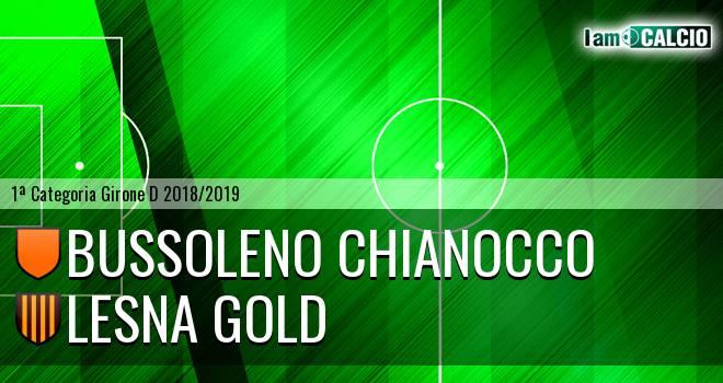 Bussoleno Chianocco - Lesna Gold