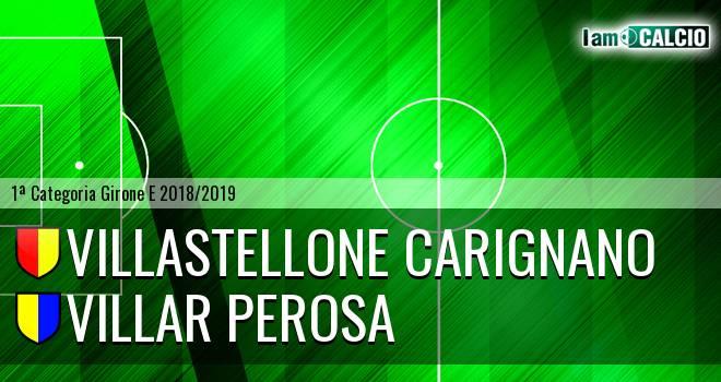 Villastellone Carignano - Villar Perosa