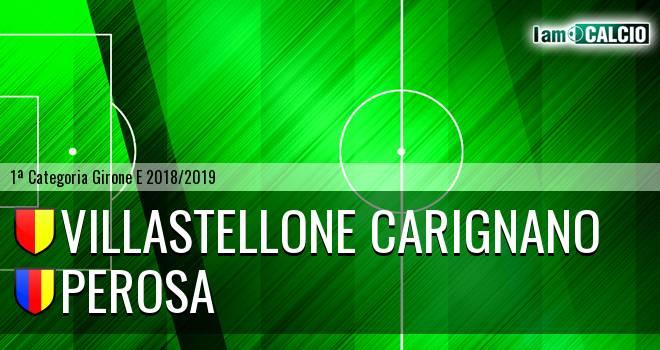 Villastellone Carignano - Perosa