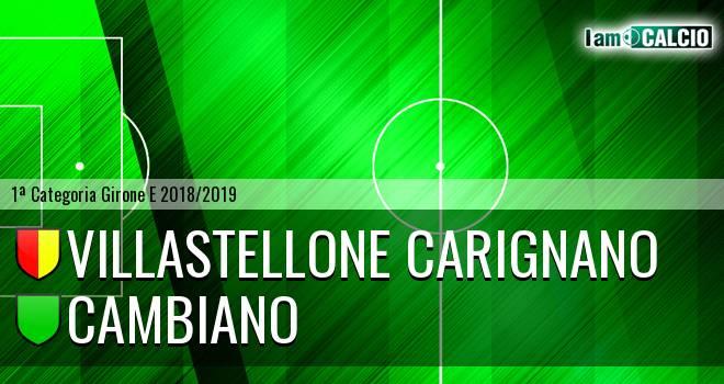 Villastellone Carignano - Cambiano
