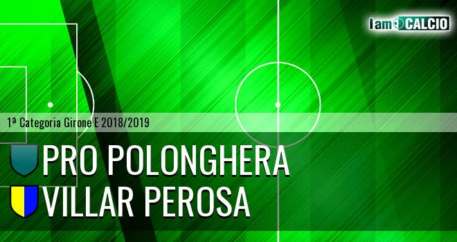Pro Polonghera - Villar Perosa