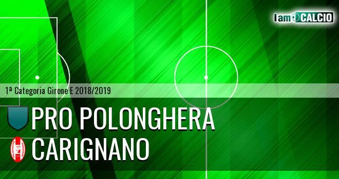 Pro Polonghera - Carignano