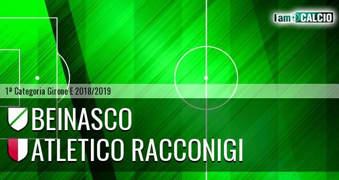 Beinasco - Atletico Racconigi