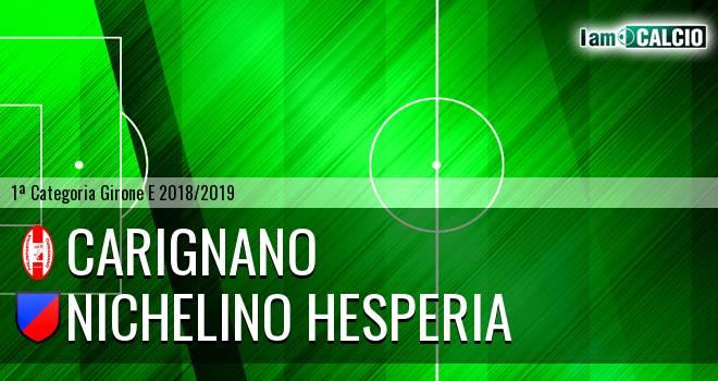 Carignano - Nichelino Hesperia