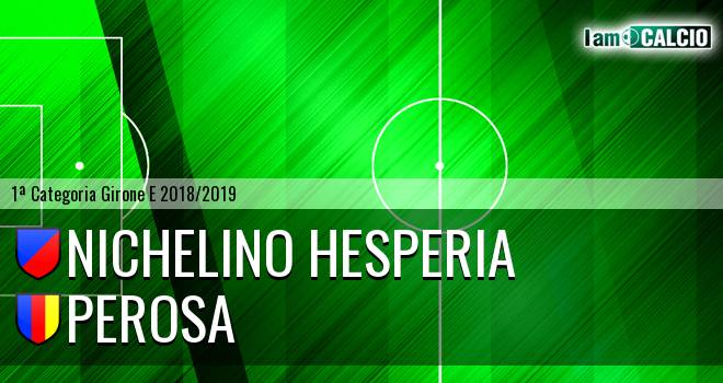 Nichelino Hesperia - Perosa