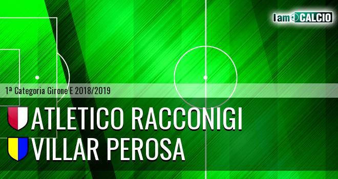 Atletico Racconigi - Villar Perosa