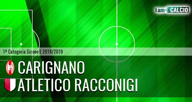 Carignano - Atletico Racconigi