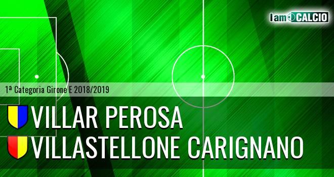 Villar Perosa - Villastellone Carignano